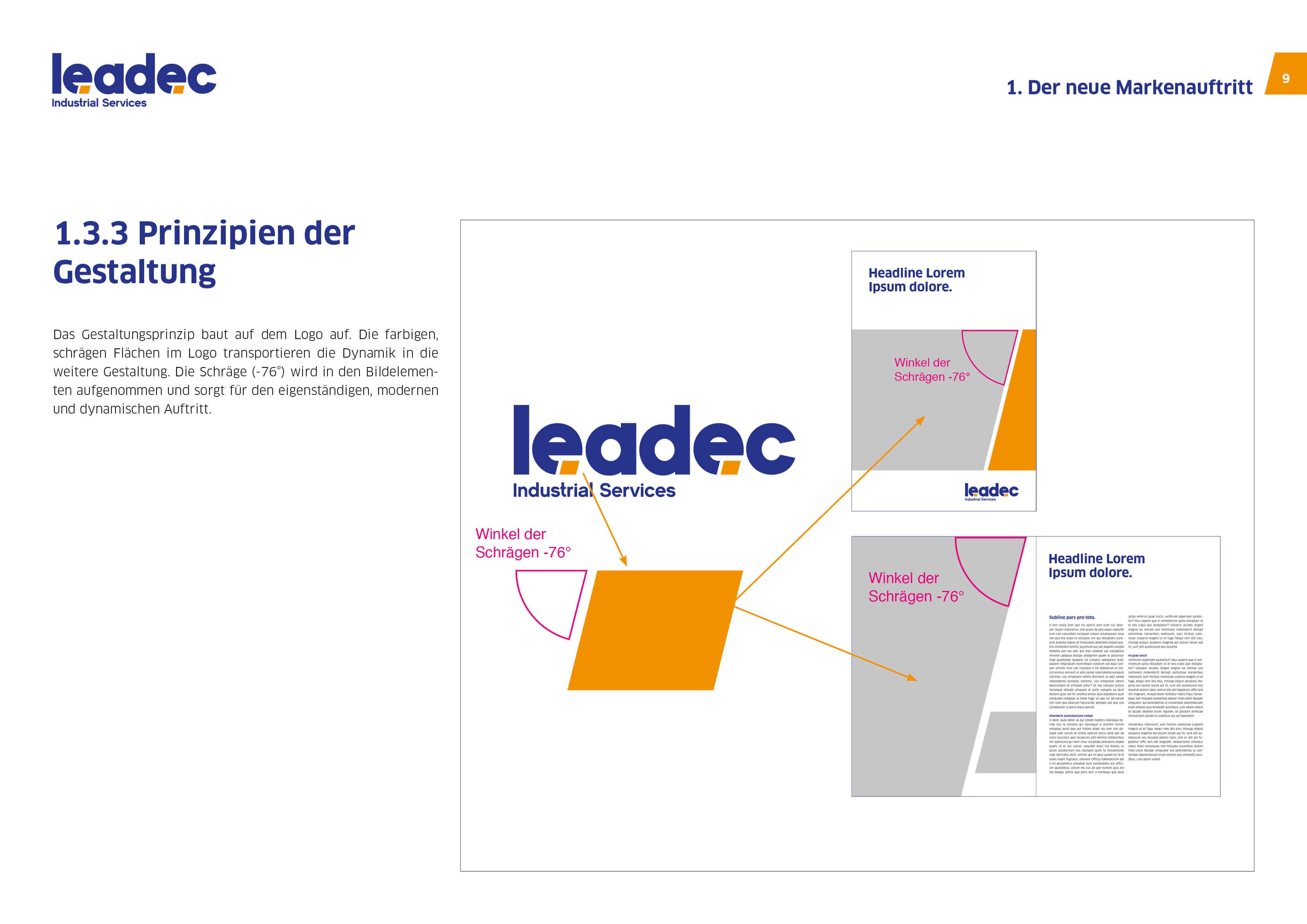 KloseDetering Werbeagentur   Leadec Brand Relaunch