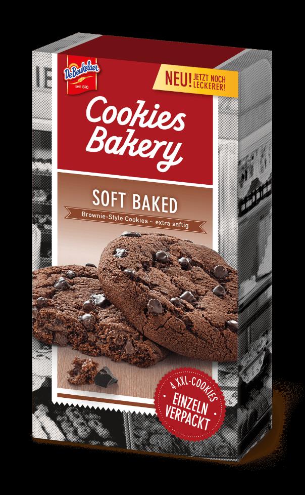 KloseDetering Werbeagentur Verpackungsdesign für Cookies Bakery Soft Baked